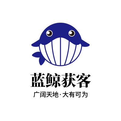 蓝鲸获客—全域精准获客倡导者